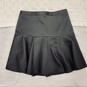 🌻Drop Waist Textured Minj Skirt